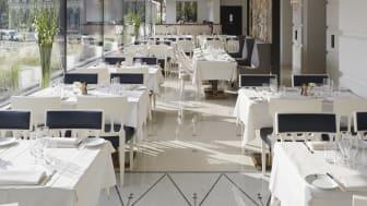 Nya verandan på Grand hôtel - en klassisk matupplevelse i internationell elegans