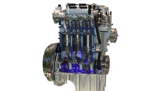 Fords prisbelønnede 1.0-liters EcoBoost vil nå også komme i Fords nye Connect-modeller