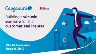 World Insurance Report 2019:  Savner forsikringstjenester for et nytt risikobilde