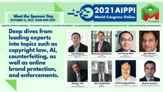 Thought leaders share IP insights with PitchMark at AIPPI World Congress