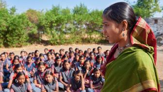 Ashok Dyalchand. Barnrättshjälte kämpar mot barnäktenskap