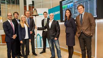 Första handelsdag: Mindmancer +73% på NASDAQ OMX First North