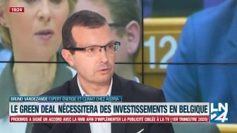 Agoria : « Nous soutenons le Green Deal, mais des conditions de concurrence équitables et des investissements européens en Belgique sont nécessaires. »