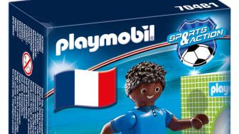 Nationalspieler Frankreich (70481) von PLAYMOBIL
