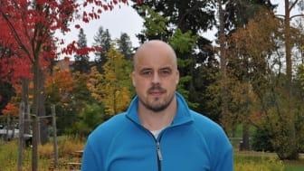 Peter Flank är doktorand vid Institutionen för samhällsmedicin och rehabilitering, Umeå universitet
