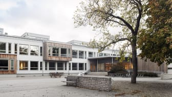 Sävehuset på Gotland er årets Miljøbygg i Sverige. (Foto: Norconsult)