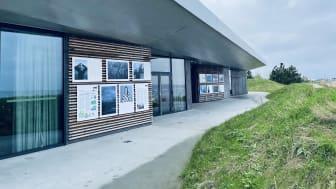 Utställning om klimatförändringar på naturum Öresund
