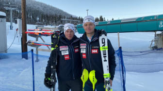 Kristoffer Jakobsen & Tobias Hedström