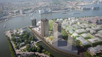 Visualisation of Maritim Hotel Amsterdam