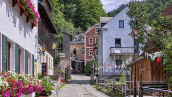 Bad Schandau: Schmilka, gamlebyen