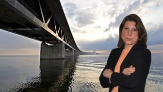 Öresund ska vara blått och friskt, säger Anna Jähnke (M).