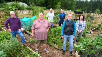 Pictured is the winners in the Best Community Planting Scheme - Tullagh Community Garden, Ballymena.