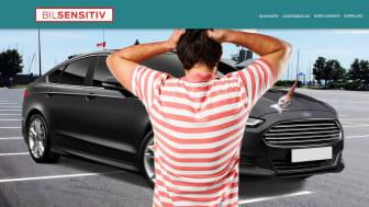 Hjemmeside om bilsensitivitet