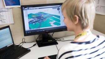 Intresset har varit stort för Ramirents digitala säkerhetsutbildningar. Nu skapar man 20 nya kurstillfällen bara under första kvartalet.