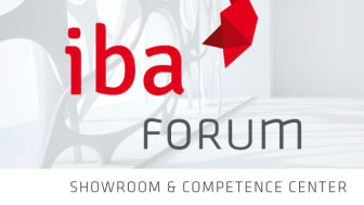 Save the Date: IBA-Forum