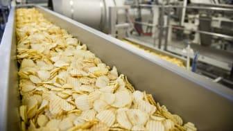 Sund chips- og snackforretning trods udfordrende år
