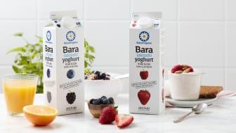 Nu kommer de två största smakerna som laktosfritt, så att fler kan njuta av Bara.