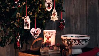 Hutschenreuther Cozy Winter collection.