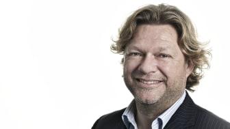 Ambitionen er at være en betydelig software- og it-leverandør i Danmark. Grundlæggende er strategien at vokse 10 pct. organisk og 10 pct. på opkøb om året, siger divisionsdirektør Carsten Boje Møller, der er med i Vismas koncernledelse.