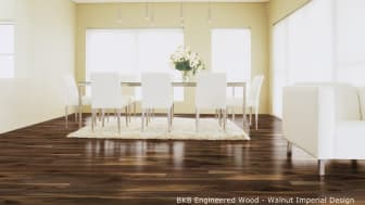Beauty of Quality Engineered Timber Flooring