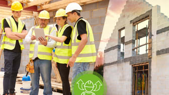 Endlich steigen die Azubi-Zahlen im Baugewerbe wieder an.