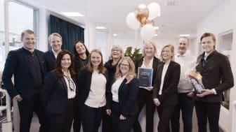 Eskilstuna är Årets Kontor 2020