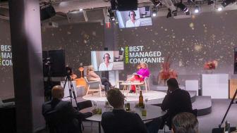 13 företag får utmärkelsen Sweden's Best Managed Companies 2021