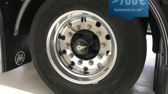 Reifendruckregelsystem AirSave von BPW