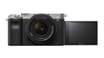 Sony présente l'Alpha 7C, l'appareil photo numérique hybride plein format stabilisé le plus compact jamais imaginé[1]