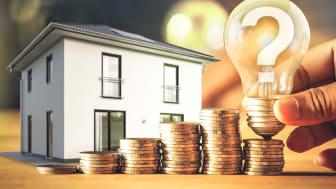 Das Plus an Energie rentiert sich selten, daher lohnt sich der Bau eines Plusenergiehauses nicht.