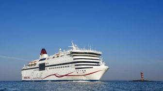 Viking Cinderella kommer till Härnösand och Höga Kusten fem gånger mellan maj och september nästa år.