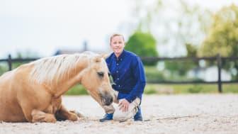 Hästartisten Tobbe Larsson tillbaka med ny show på Elmia !