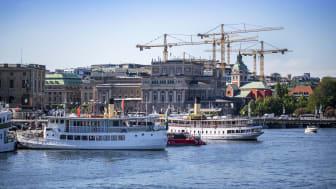 Transdevs dotterbolag vinner stort sjötrafikavtal för mellersta skärgården i Stockholm