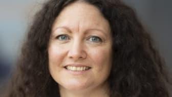 Nelli Kongshaug, leder Kors på halsen