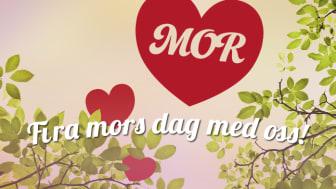 Fira Mors Dag med oss!