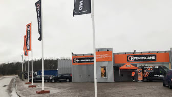 Hydroscand etablerar sig i Eskilstuna