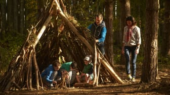 Den Building and Decorating Activity