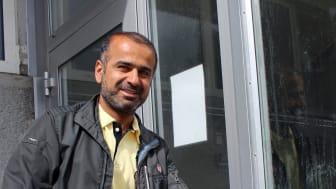 Jehan Mansour , Säkerhet och förvaltningschef, Gårdstensbostäder AB