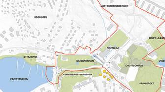 Parallella arkitektuppdrag för Gustavsbergsprojektet