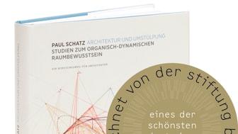 Von Stiftung Buchkunst 2014 Prämierter Titel ‹Architektur und Umstülpung› aus dem Verlag am Goetheanum