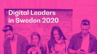 Framsida - Digital Leaders in Sweden 2020