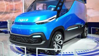 """Iveco-konceptet """"Vision"""" vinder europæisk pris for bæredygtig transport 2016"""