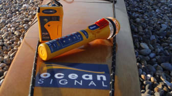 Hi-res image - Ocean Signal - Ocean Signal is sponsoring solo kayaker Roy Beal by providing him with a rescueME PLB1 Personal Locator Beacon and an electronic distress flare, the rescueME EDF1