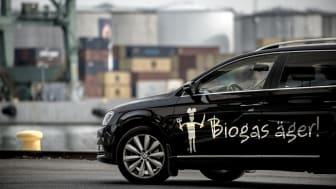 Biogas äger!