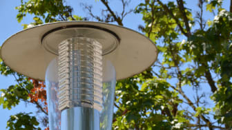 Viele Leuchten in Grafenwöhr sind bereits auf moderne LED-Technik umgestellt. Das Bayernwerk wird sich in den kommenden fünf Jahren um Wartung und Instandhaltung der Straßenbeleuchtung kümmern.