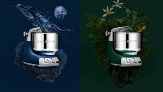 Ankarsrum lanseras i två nya färger