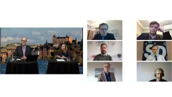Politkerdebatt online på Radondagen 2021