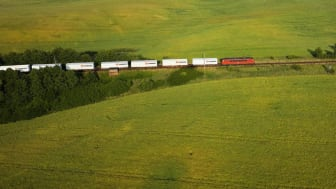 Nyhet! Expresståg från Shandongprovinsen