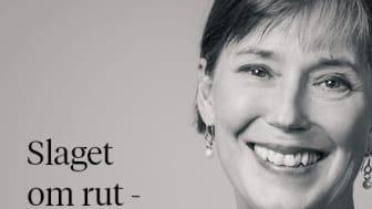 Ny bok: Slaget om rut - 20 år med Hemfrid av Monica Lindstedt och Susanne Bark