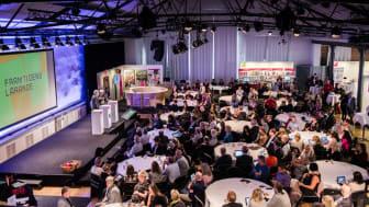 Framtidens Lärande  – mötesplatsen för dialog och erfarenhetsutbyte